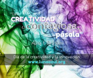 Día de la creatividad y la innovación.