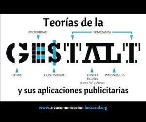 Teorías de la Gestalt y sus aplicaciones publicitarias